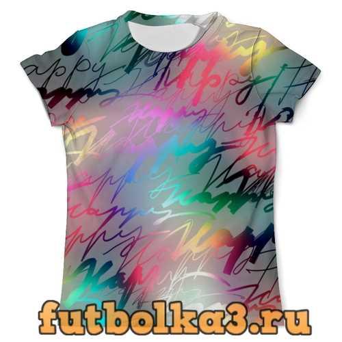 Футболка Мода. мужская