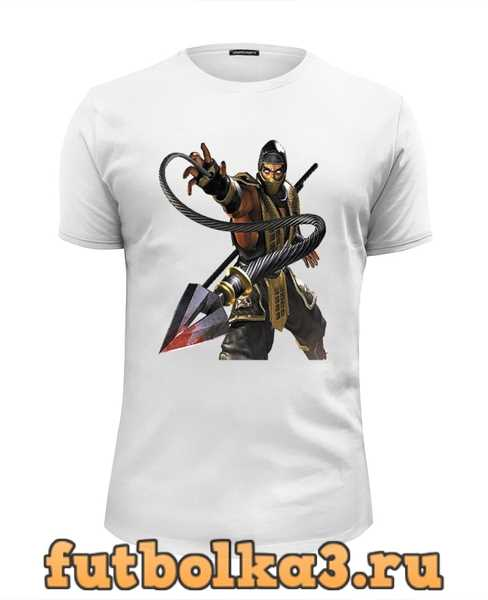 Футболка Mortal Kombat муж�ка�