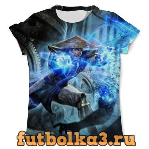 Футболка Mortal Kombat мужская