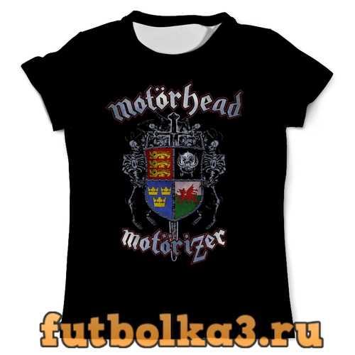 Футболка МУЗЫКА. MOTORHEAD мужская