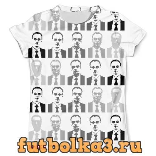 Футболка Наш президент мужская