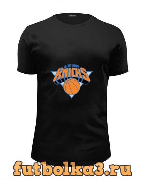 Футболка New York Knicks мужская