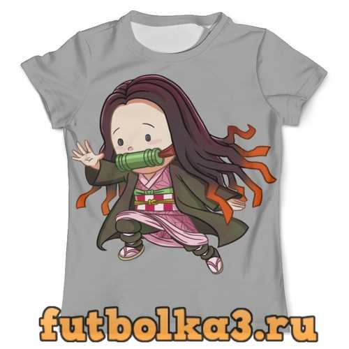 Футболка Nezuko мужская