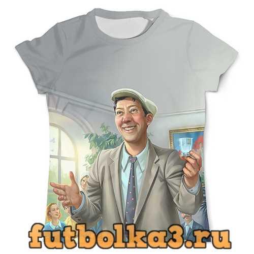 Футболка Никулин (СССР)_ мужская