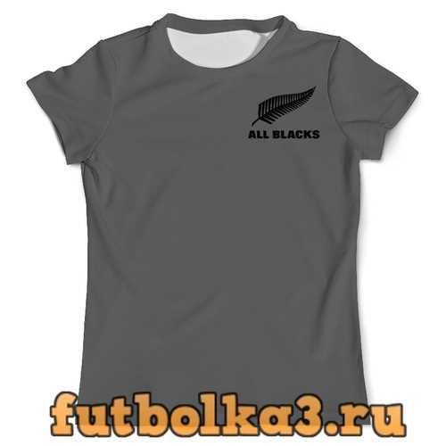Футболка Новая Зеландия мужская