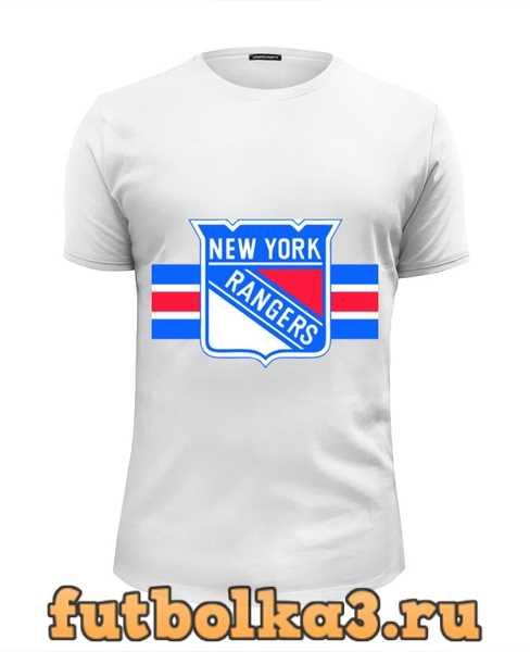 Футболка Нью-Йорк Рейнджерс мужская