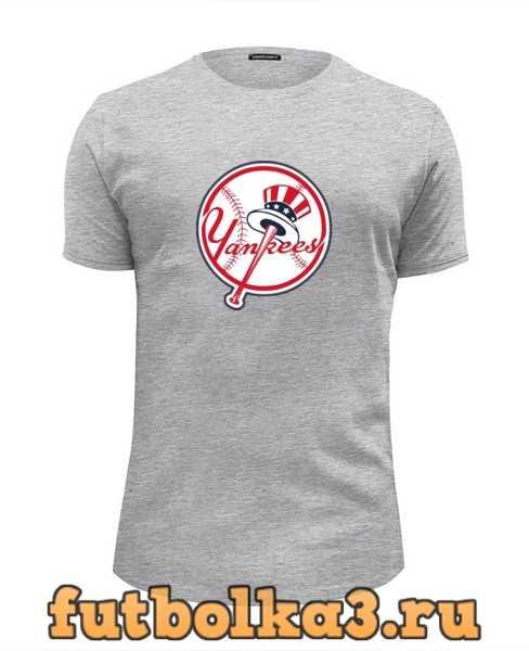 Футболка Нью-Йорк Янкиз / New York Yankees мужская