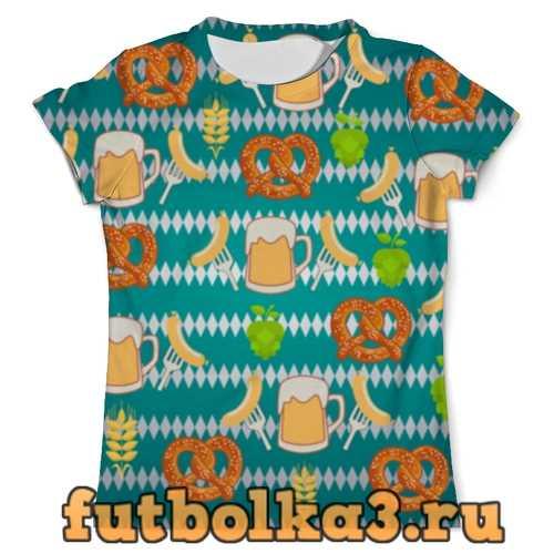 Футболка Octoberfest мужская