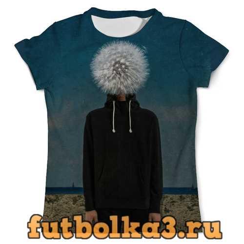 Футболка Одуванчик мужская