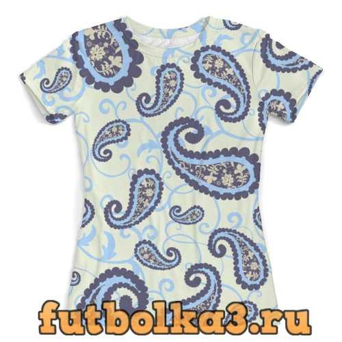 Футболка Огурцы женская