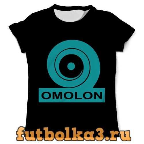Футболка omolon мужская