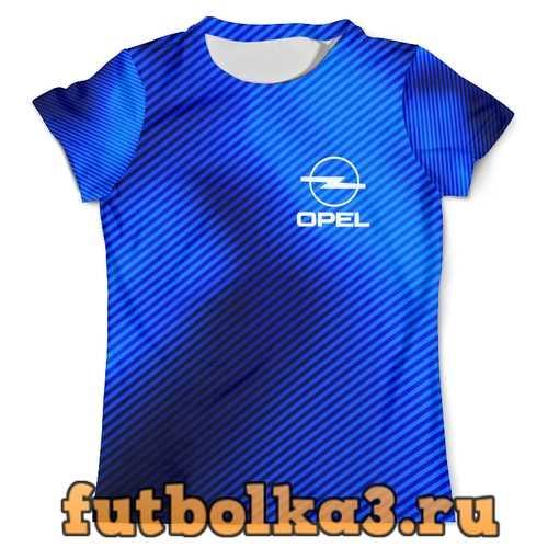 Футболка Опель мужская