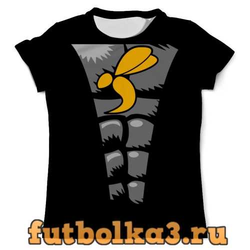 Футболка Оса (wasp) мужская