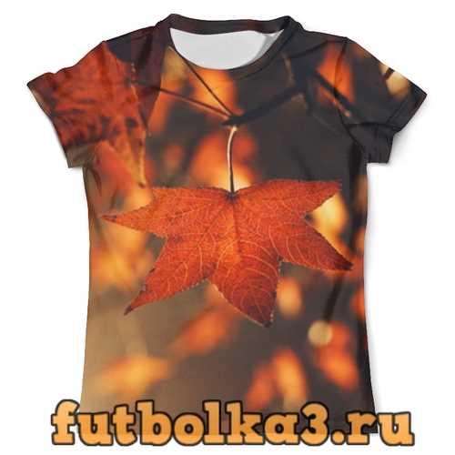 Футболка Осень мужская