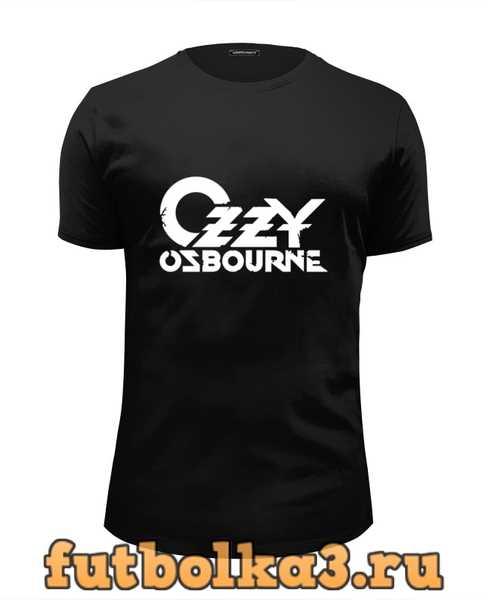 Футболка Ozzy Osbourne мужская