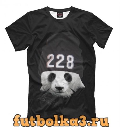 Футболка Панда 228 мужская