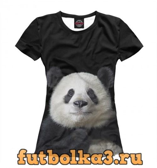 Футболка Панда женская
