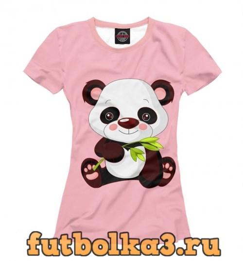 Футболка Panda женская