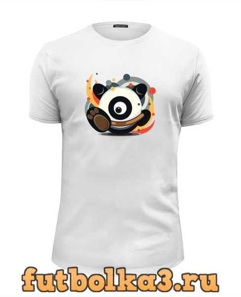 Футболка Панда (Panda) мужская
