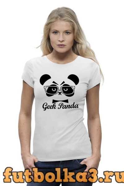 Футболка Панда (Panda) женская
