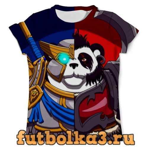 Футболка Пандарен (Варкрафт) мужская