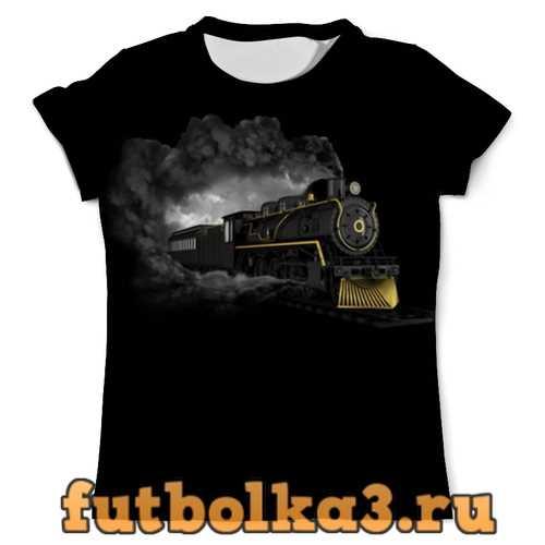 Футболка Паровоз (1) мужская