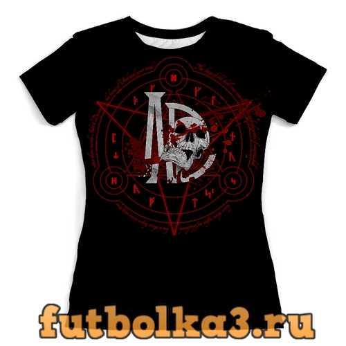 Футболка ПЕНТАГРАММА женская
