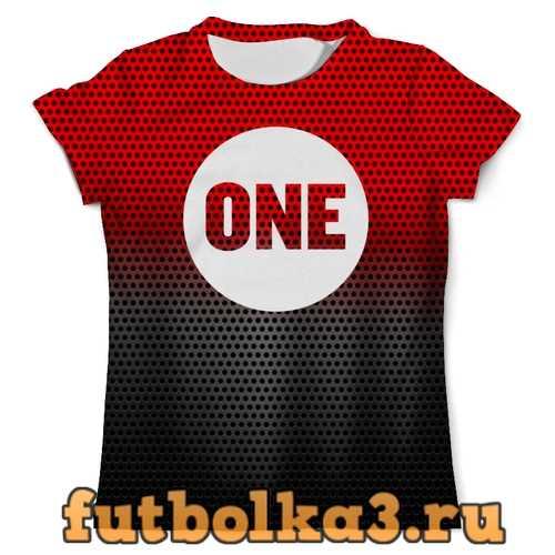 Футболка Первый мужская