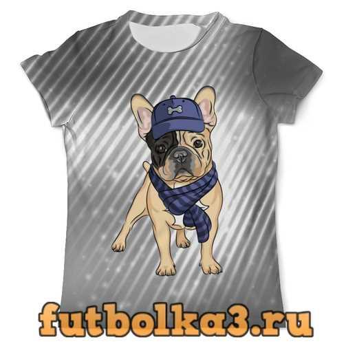 Футболка Пес барбос (1) мужская