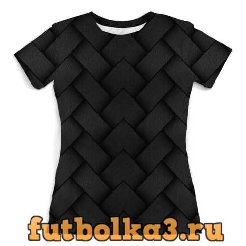 Футболка ПЛЕТЁНЫЙ женская