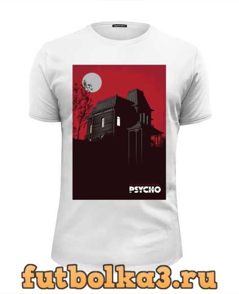Футболка Психо / Psycho мужская