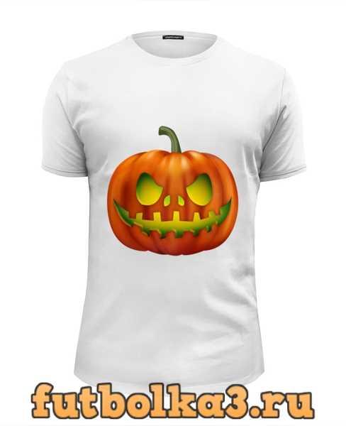 Футболка pumpkin мужская