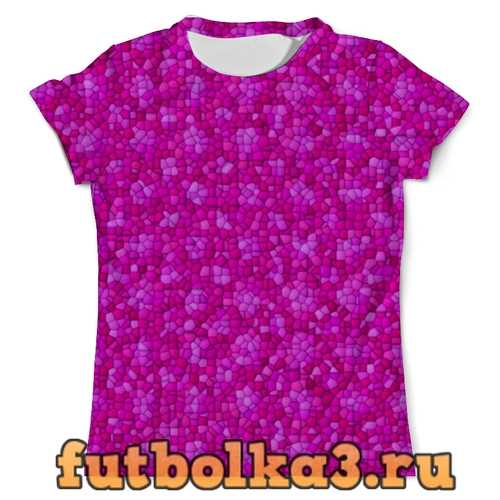 Футболка purple мужская