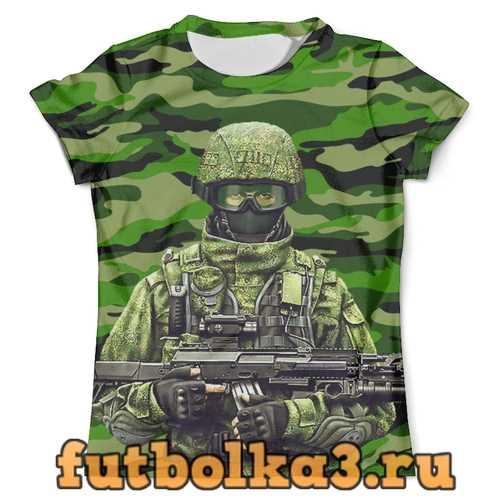 Футболка РАТНИК мужская