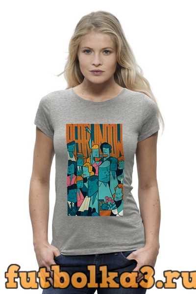 Футболка Rear Window женская