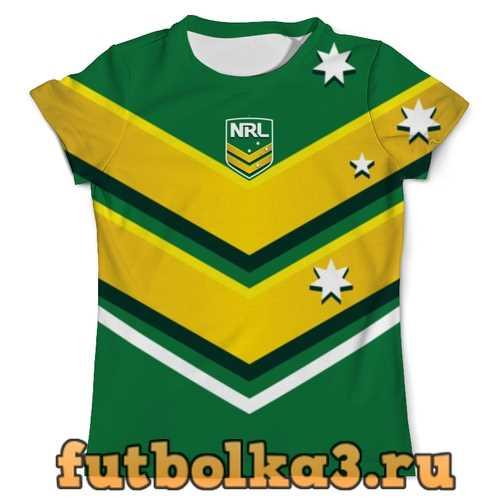 Футболка Регбилиг - НРЛ мужская