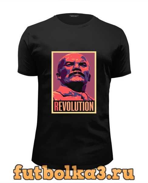 Футболка Revolution мужская
