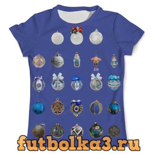 Футболка С Новаывм Годом. 2019. №4 мужская