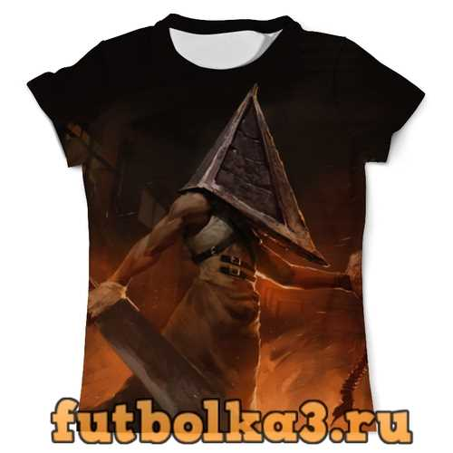 Футболка Сайлент Хилл / Silent Hill мужская