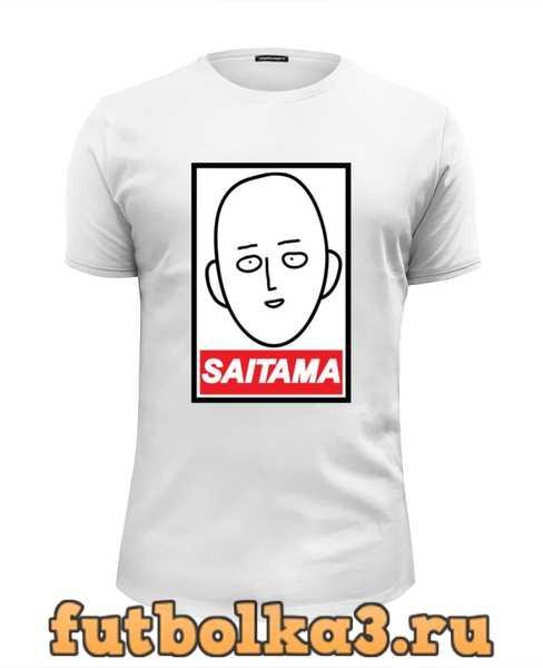 Футболка Сайтама мужская