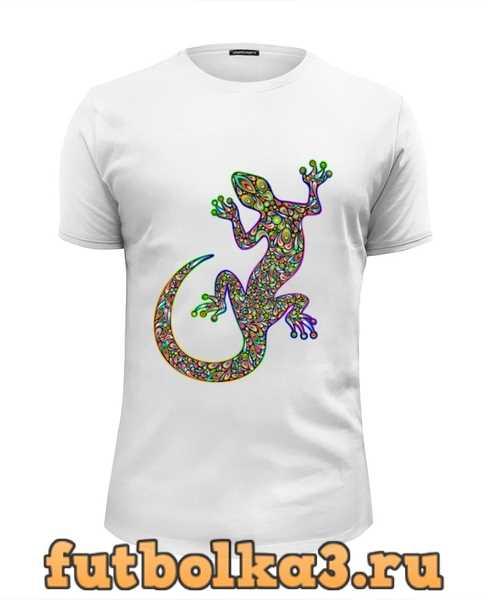 Футболка саламандра мужская