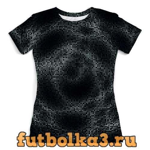 Футболка SAMUR TECH!!! женская