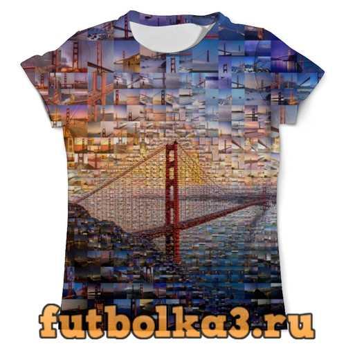 Футболка Сан-Франциско мужская