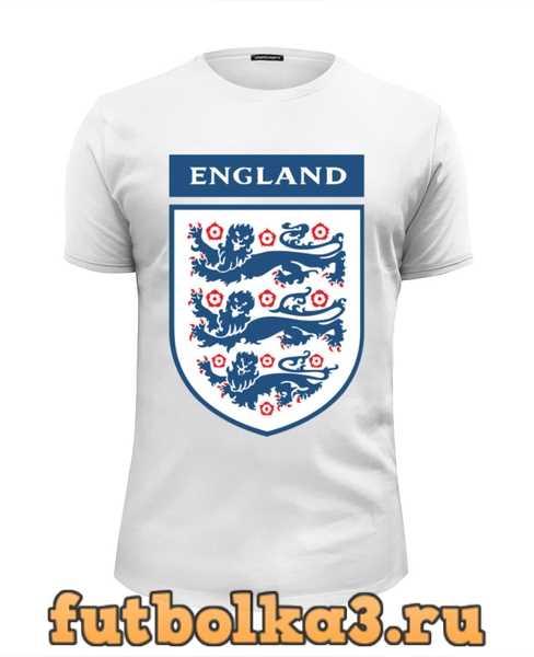 Футболка Сборная Англии по футболу мужская