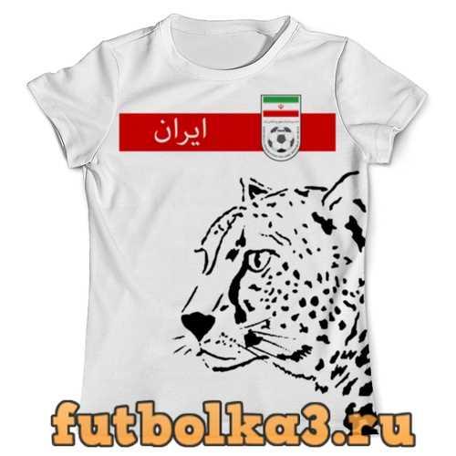 Футболка Сборная Ирана мужская