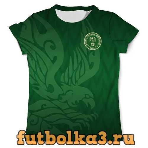Футболка Сборная Нигерии мужская