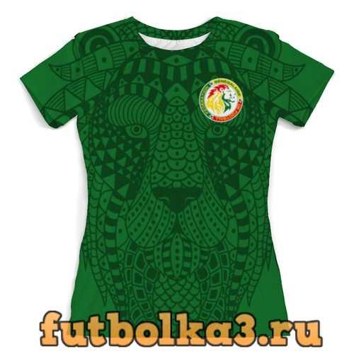 Футболка Сборная Сенегала женская