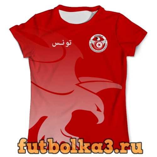 Футболка Сборная Туниса мужская