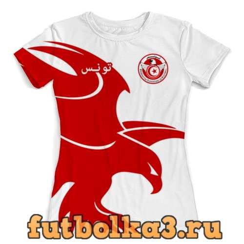 Футболка Сборная Туниса женская