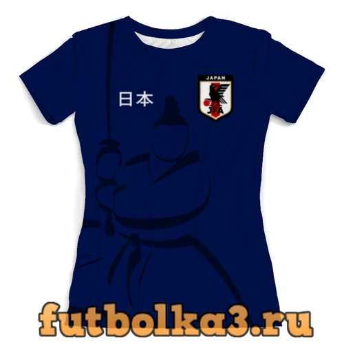 Футболка Сборная Японии женская